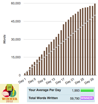 Nano 2012 end stats