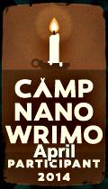 2014 Camp Nano: April