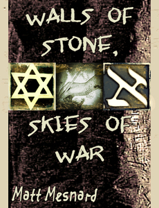 Walls of Stone, Skies of War - novel by Matt Mesnard