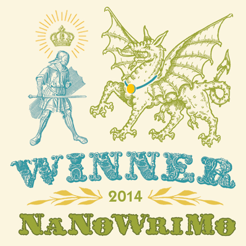 Winner - Nanowrimo 2014